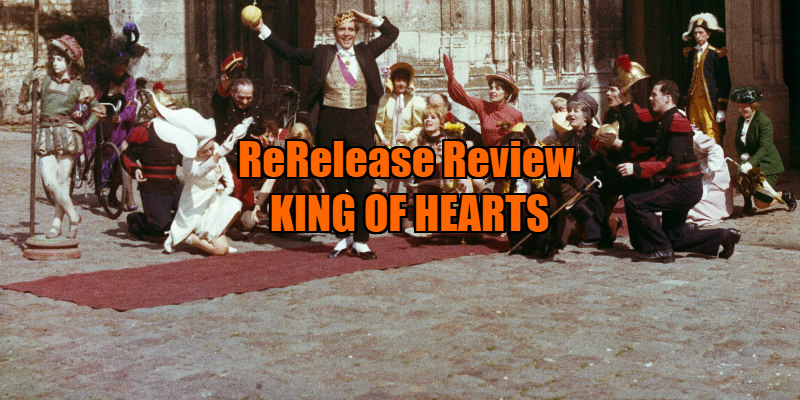 KING OF HEARTS (1966) review