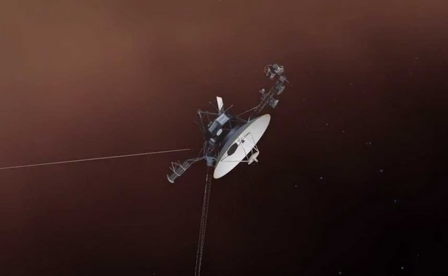 Tinuku NASA extended Voyager 1 mission for three years