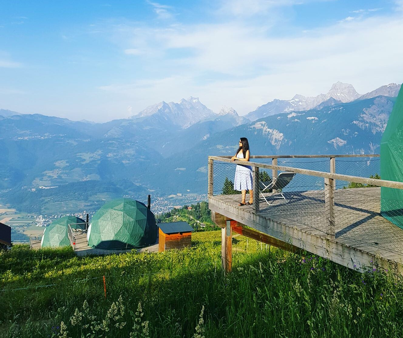 The Whitepod Switzerland - Luxury eco hotel in Switzerland - Responsible Travel Tips