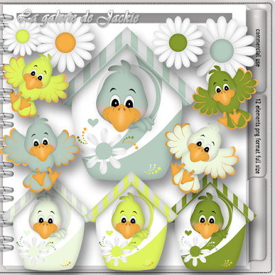 Wilma4ever blog train Springtime - CU freebie