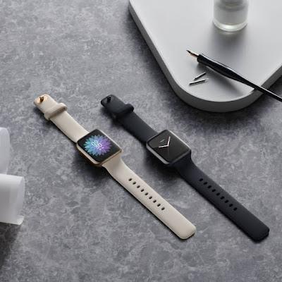 Oppo India popular smart watch brand