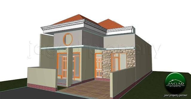 Rumah Siap Bangun di Kotagede, Kota Jogja