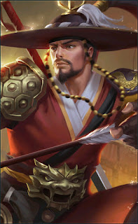 Yi Sun Shin National Hero Heroes Marksman of Skins V2