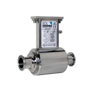 Isoil Electromagnetic Sanitary Sensor MS 2410 ISOMAG