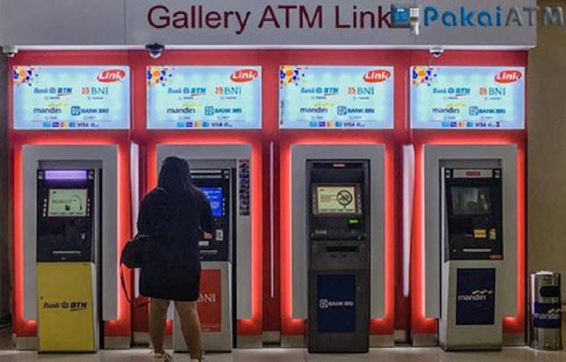 Jangan Kaget, Tarik Tunai dan Cek Saldo di ATM Bank BUMN akan Kena Tarif Rp5.000