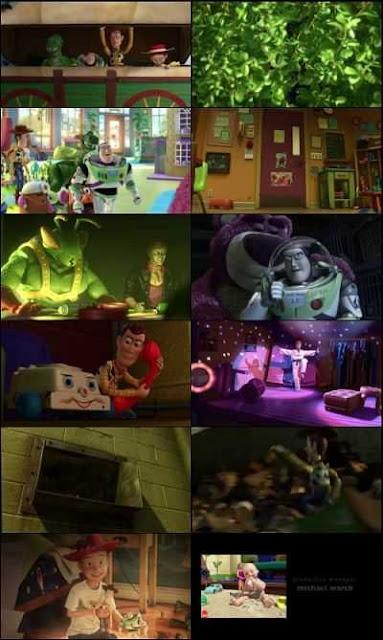 Toy Story 3 2010 Hindi Dual Audio 300mb Download Bdrip 480p
