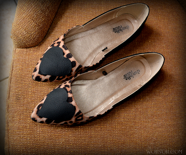 Wanted Shoes Flats