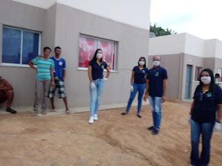 Covid-19: Conselho Tutelar de Itiruçu faz rondas de conscientização
