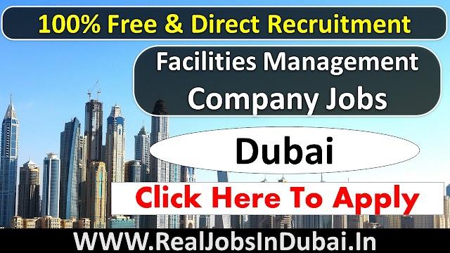 ENOVA Facilities Management Company Jobs In Dubai - UAE