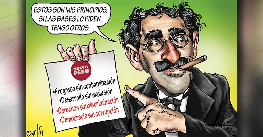 Carlincaturas Sábado 26 Octubre 2019 - La República