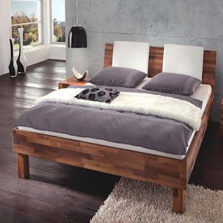 Vai giường, đầu giường, cuối giường gỗ ghép óc chó