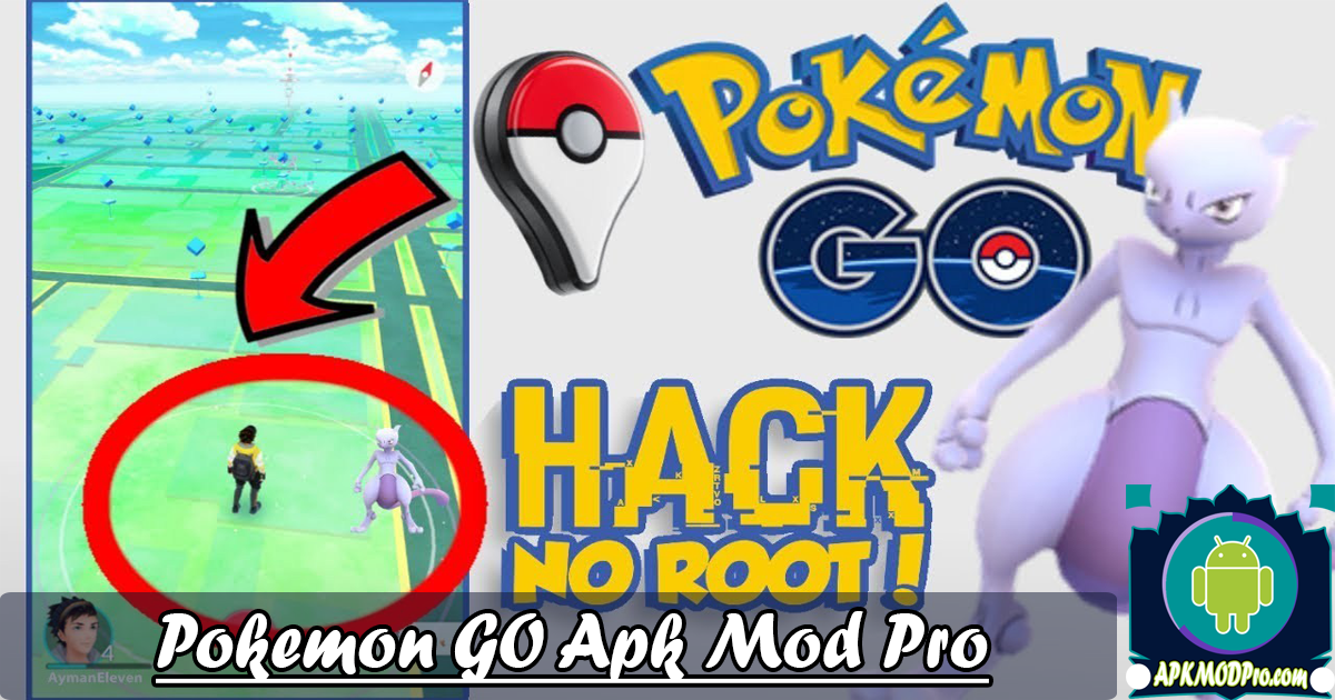 Download Pokemon GO MOD APK v0.163.3 (Fake GPS/Anti-Ban) Terbaru 2020