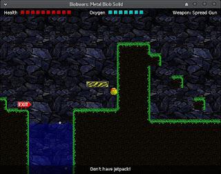Blob Wars jogo arcade de ação
