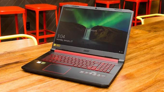 Acer Nitro 5 diperkuat oleh Intel Core generasi ke-11