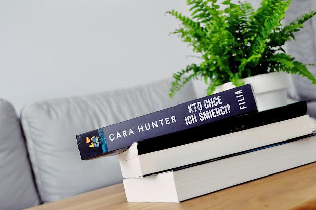 """Kto chce ich śmierci"" - Cara Hunter"