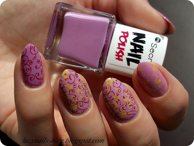 My Secret Nail Polish Purple Hyacinth nr 279