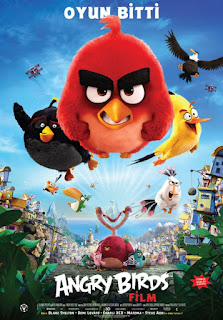 Download Film The Angry Birds Movie (2016) WEBRip 720p Subtitle Indonesia