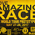 MOVE AMAZING RACE - THE BIGGEST TRAVEL EVENT OF THE YEAR (GIVEAWAY)