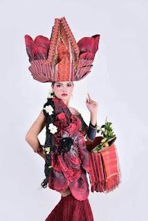 Tina Br Ginting, Juara 1 Putra - Putri Kebudayaan Nusantara Tingkat Sumut