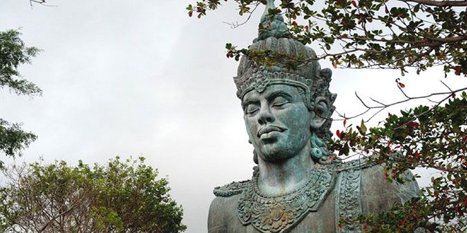 GWK - Garuda Wisnu Kencana Cultural Park, Full Day Denpasar City & Uluwatu Temple Bali Sunset Tour