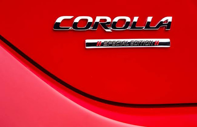 2017 Toyota Corolla Special Edition Review