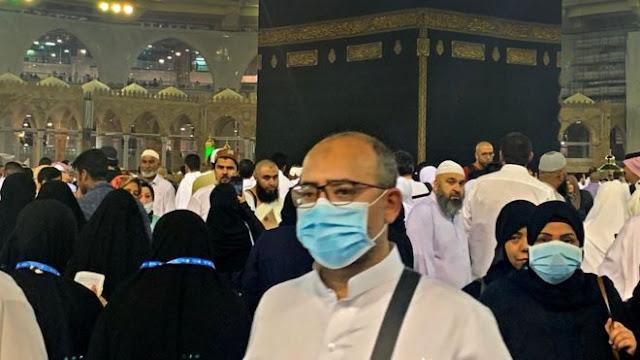 تعليق العمرة مؤقتا للمواطنين والمقيمين فى السعودية