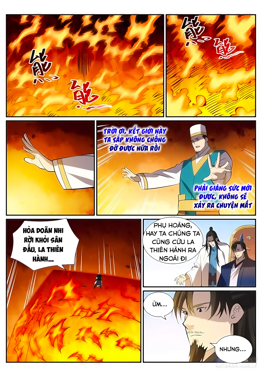 Bách Luyện Thành Thần Chapter 388 video - Hamtruyen.vn