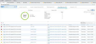 VMware vROps - A closer look at what's new in vROps 6.3