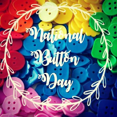 National Button Day Wishes Pics