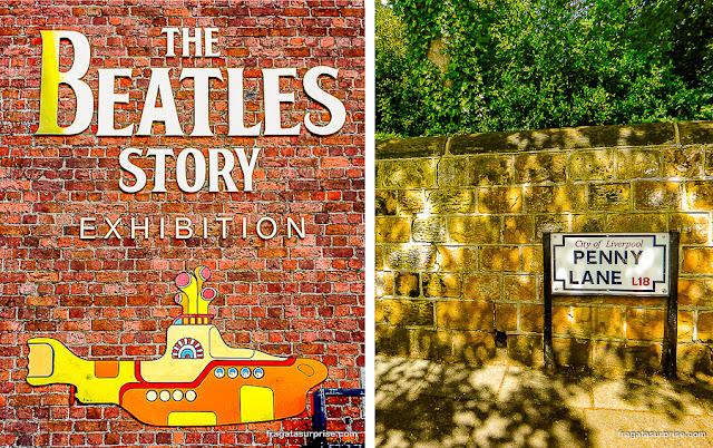 Beatles em Liverpool