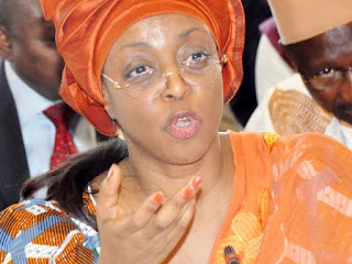 Mrs. Diezani Alison-Madueke Asks Court to Compel AGF to Extradite Her to Nigeria