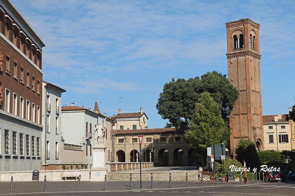Campanile di San Domenico de Mantua