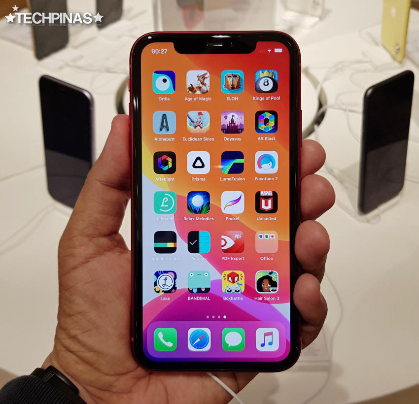 Apple iPhone 11 Philippines, Apple iPhone 11 Red, Apple iPhone 11 Beyond The Box