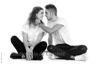 photo shooting couple