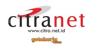 Lowongan Kerja PT. Jembatan Citra Nusantara – Citranet
