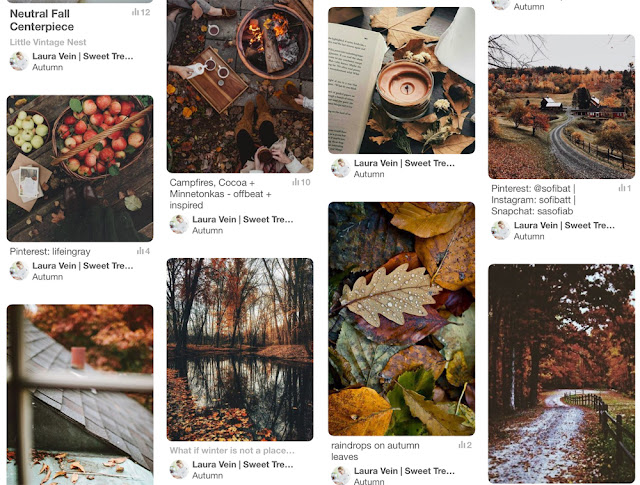 September 2017 Favorites: Pinning Autumn-y Things on Pinterest