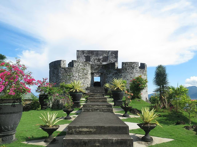 Benteng Tolukko Ternate