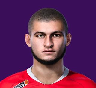 PES 2020 Faces Ayaz Guliyev