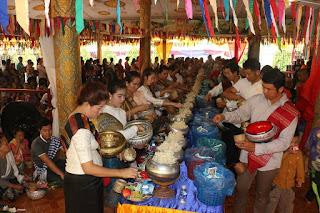 Devotees nationwide mark Buddhist Lent