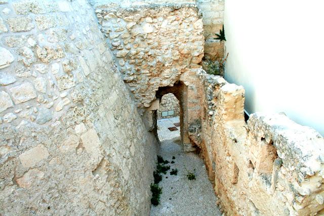 castello, monumento, mattoni