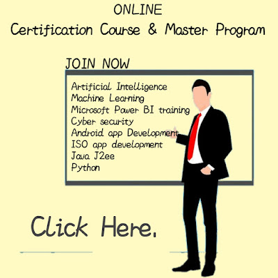 Online Certification course