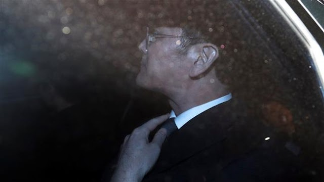 Samsung heir Lee Jae-yong formally arrested in South Korea