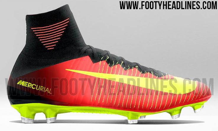 promo code c992c 5e7fe Next-Gen Nike Mercurial Superfly 2016 Boots Set to Be ...