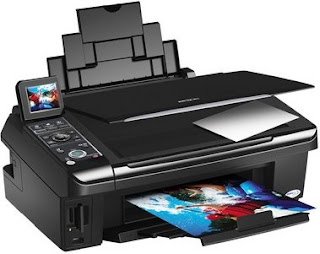 W printer gets the balance right is suitable as a home printer that can quickly and effici Epson Stylus SX515w Driver Printer Download