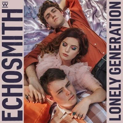 Echosmith - Lonely Generation (2020) - Album Download, Itunes Cover, Official Cover, Album CD Cover Art, Tracklist, 320KBPS, Zip album