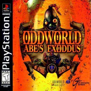 Download Oddworld: Abe's Exoddus (1998) PS1 Torrent
