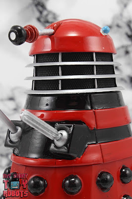 Custom TV21 Red Dalek Leader 01