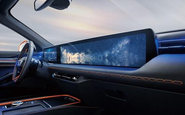 Interior Ford Evos 2022