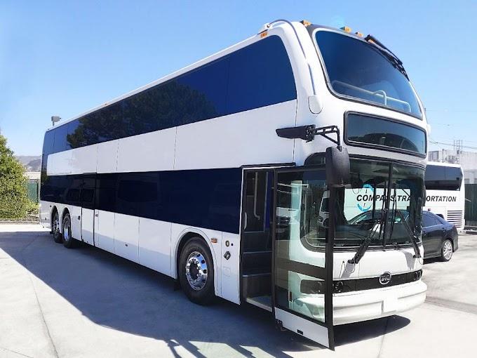 BYD presentó C10MS el bus Double Decker eléctrico con mayor capacidad de pasajeros