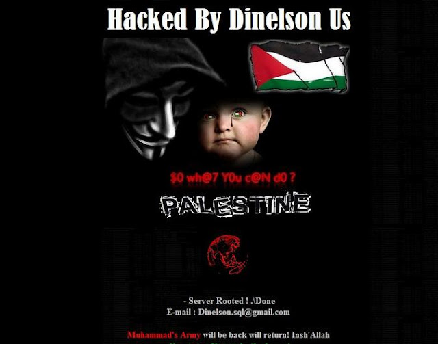 315 more Website Has Been Hacked By Dinelson US